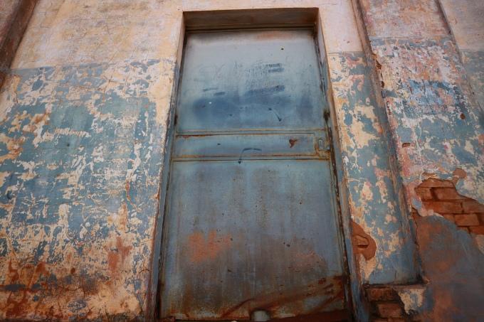 Blue Prison
